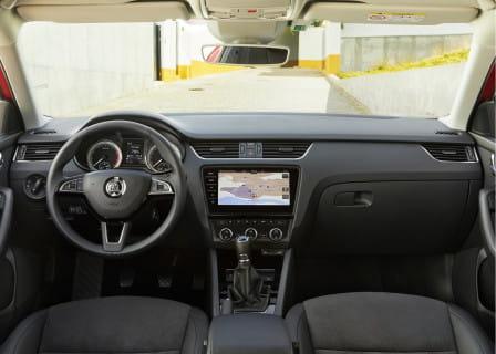 Škoda Octavia Combi (od 01/2017) 1.6 TDI, 85 kW, Naftový