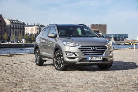 Hyundai Tucson (od 07/2019) 1.6, 85 kW, Naftový