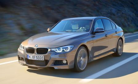 BMW Řada 3 Sedan (od 07/2015) 2.0, 110 kW, Naftový, Automatická převodovka