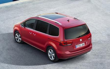 SEAT Alhambra (od 06/2015) 2.0 TDI, 110 kW, Naftový