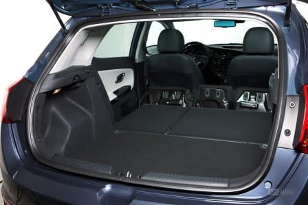 KIA cee´d Sportswagon (od 09/2015) 1.6, 99 kW, Benzinový