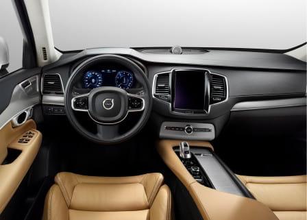 Volvo XC90 (od 01/2015) 2.0, 235 kW, Benzinový, 4x4, Automatická převodovka