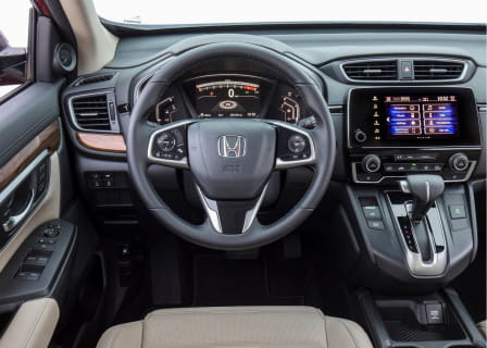 Honda CR-V (od 03/2015) 2.0, 114 kW, Benzinový, 4x4