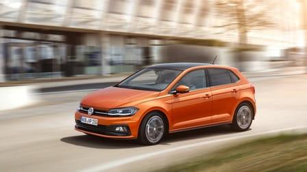 Volkswagen Polo (od 11/2017) 1.0, 59 kW, Benzinový