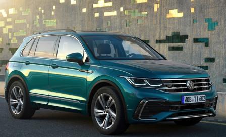 Volkswagen Tiguan (od 09/2020) 2.0, 110 kW, naftový, Automatická převodovka