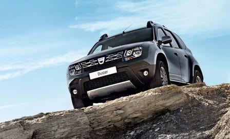 Dacia Duster (od 11/2013) 1.5, 80 kW, Naftový, Automatická převodovka