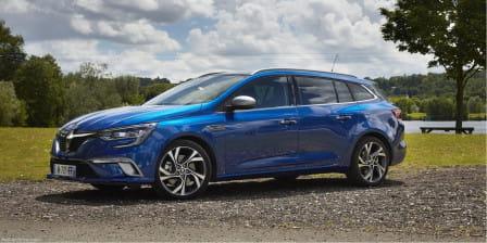 Renault Mégane Grandtour (od 07/2016) 1.6, 120 kW, Naftový, Automatická převodovka