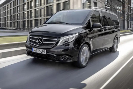 Mercedes-Benz Vito (447) Tourer (od 05/2019)