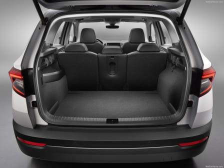 Škoda Karoq (od 07/2017) 2.0 TDI, 110 kW, Naftový, 4x4, Automatická převodovka