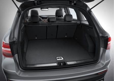 Mercedes-Benz GLC (od 09/2015) 250, 155 kW, Benzinový, 4x4, Automatická převodovka