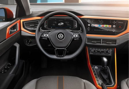 Volkswagen Polo (od 11/2017) 1.0, 85 kW, Benzinový