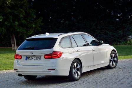 BMW Řada 3 Touring (od 07/2015) 2.0, 110 kW, Naftový
