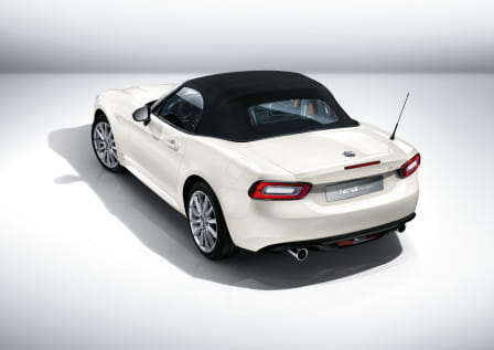 Fiat 124 Spider 1.4 Multiair Turbo America Limited Edition