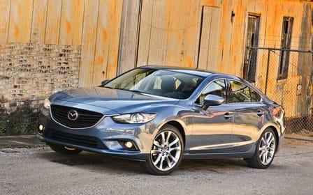 Mazda 6 Liftback (od 02/2015) 2.2, 129 kW, Naftový