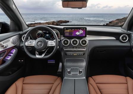 Mercedes-Benz GLC (od 09/2015) 4MATIC