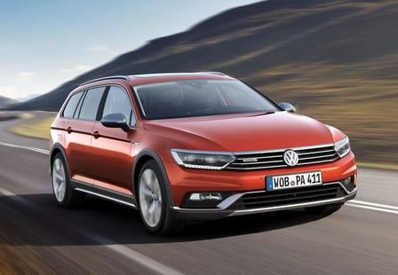 Volkswagen Passat Alltrack (od 06/2015) 2.0 TDI BMT, 176 kW, Naftový, 4x4, Automatická převodovka