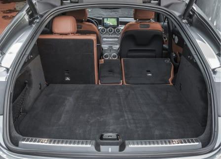 Mercedes-Benz GLC Coupé (od 06/2016) 2.0, 155 kW, Benzinový, 4x4, Automatická převodovka