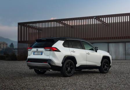 Toyota Rav4 (od 01/2019) 2.0, 129 kW, Benzinový