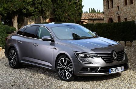 Renault Talisman Sedan (od 02/2016) 1.6, 96 kW, Naftový, Automatická převodovka