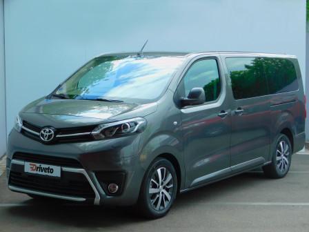 Toyota Proace Verso (od 09/2016) 2.0, 110 kW, Naftový