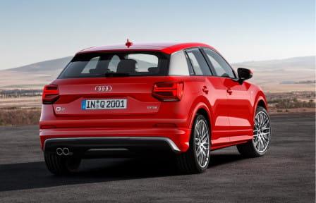 Audi Q2 (od 10/2016) 1.6 TDI, 85 kW, Naftový
