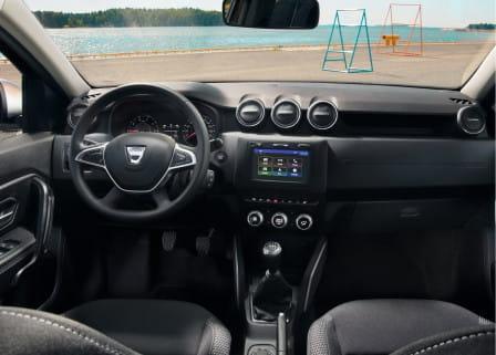 Dacia Duster (od 01/2018) 1.6, 84 kW, Benzinový, 4x4