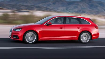 Audi A4 Avant (od 11/2015) 2.0 TDI, 140 kW, Naftový, Automatická převodovka