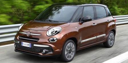 Fiat 500L (199) Trekking (od 06/2013) 1.2, 70 kW, Naftový, Automatická převodovka