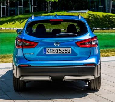 Nissan Qashqai (od 07/2017) 1.2, 85 kW, Benzinový, Automatická převodovka