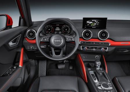 Audi Q2 2.0 TDI sport quattro S tronic