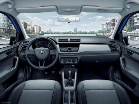 Škoda Fabia (od 07/2018) Active