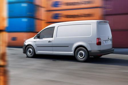 Volkswagen Caddy Maxi Skříňový vůz 2.0 TDI DSG Základní