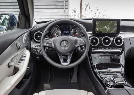 Mercedes-Benz Třída C Kombi (od 09/2014) 1.6, 100 kW, Naftový, Automatická převodovka