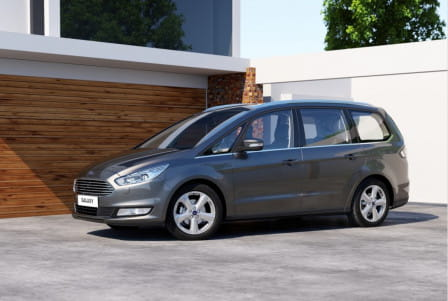 Ford Galaxy 2.0 TDCi Bi-Turbo Start/Stop Titanium Powershift