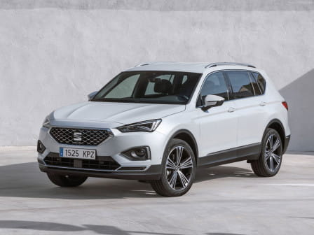 SEAT Tarraco (od 01/2019) Xcellence
