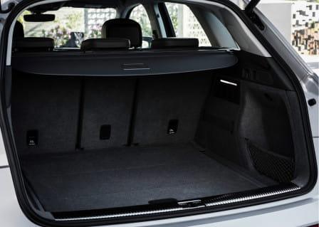 Audi Q5 (od 01/2017) 2.0 TDI, 110 kW, Naftový
