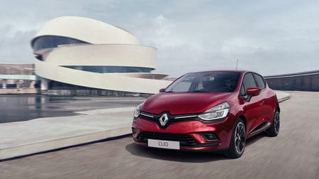 Renault Clio (od 06/2016)