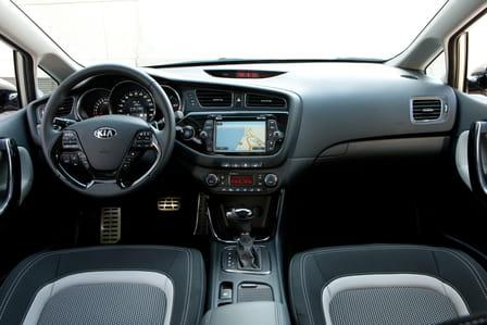 KIA cee´d Sportswagon (od 09/2015) 1.0, 74 kW, Benzinový