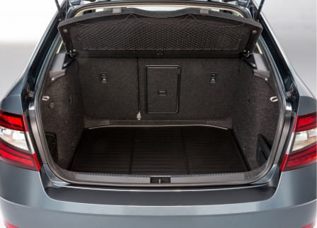 Škoda Octavia RS (od 01/2017) 2.0, 169 kW, Benzinový