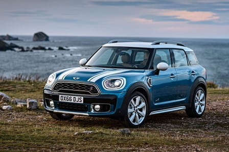 MINI Cooper Countryman Steptronic