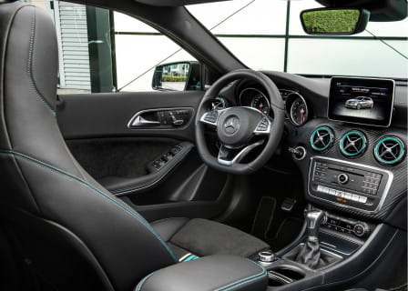 Mercedes-Benz Třída A (od 09/2015) 1.5, 80 kW, Naftový, Automatická převodovka
