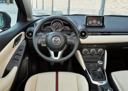 Mazda 2 (od 02/2015) 1.5, 85 kW, Benzinový