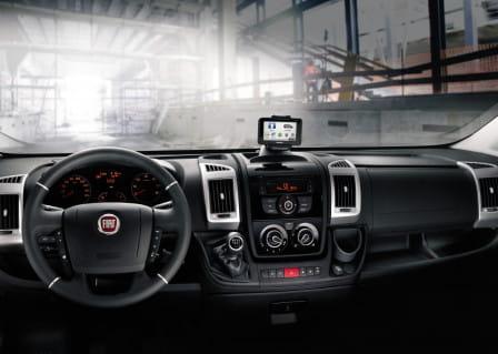 Fiat Ducato Kombi (od 07/2014) 2.0, 85 kW, Naftový