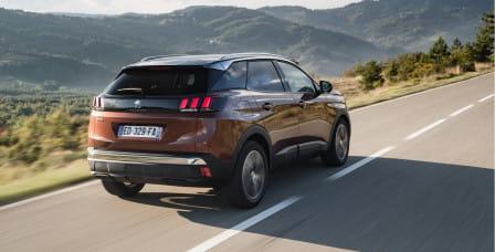 Peugeot 3008 (od 10/2016) 2.0, 110 kW, Naftový