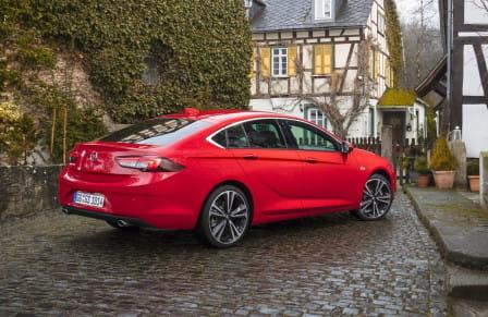 Opel Insignia Grand Sport (od 07/2017) 1.5, 121 kW, Benzinový