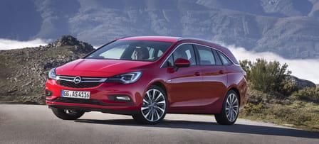 Opel Astra Sports Tourer (od 03/2016) 1.6 CDTI, 70 kW, Naftový