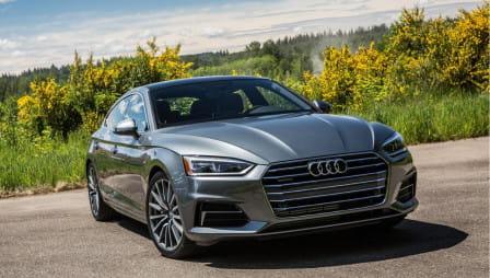 Audi A5 (B9) Coupé (od 10/2016)