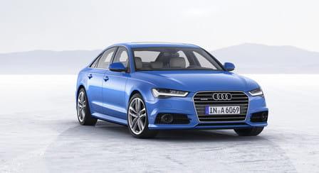 Audi A6 Sedan (od 10/2014) 3.0 TDI, 160 kW, Naftový, 4x4, Automatická převodovka