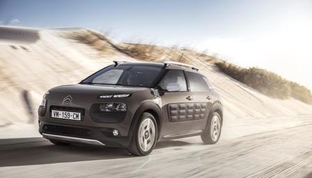 Citroën C4 Cactus (od 09/2014) 1.6, 73 kW, Naftový, Automatická převodovka