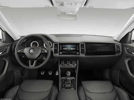Škoda Kodiaq (od 03/2017) 1.4 TSI, 92 kW, Benzinový